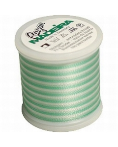 Madeira Variegated Rayon Thread 200m - 2020 True Greens