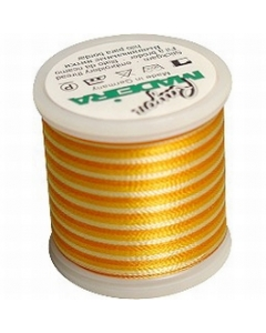 Madeira Variegated Rayon Thread 200m - 2053 Oranges