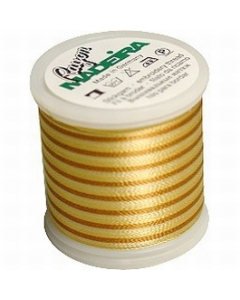 Madeira Variegated Rayon Thread 200m - 2023 Bright Browns