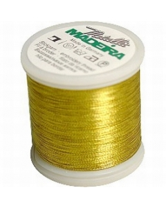 Madeira Metallic Thread 200m Gold 8