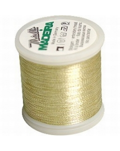 Madeira Metallic Thread 1000m Gold 3