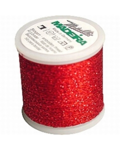Madeira Metallic Supertwist 200m - 15 Ruby
