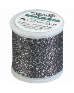 Madeira Metallic Supertwist 200m - 260 Tarnished Silver