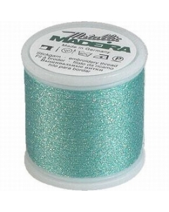 Madeira Metallic Supertwist 200m - 301 Blue Ice