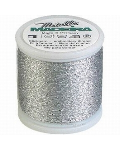 Madeira Metallic Supertwist 200m - 41 Antique Silver