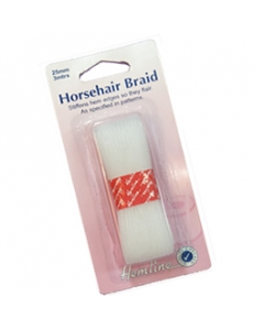Horsehair Braid