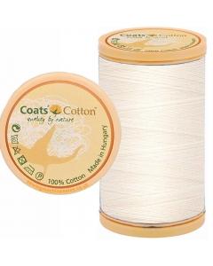 Coats Cotton Thread 2716 Snow White