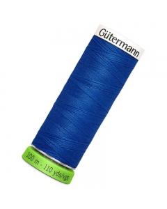 Gutermann rPET Sew All Thread 100m Admiral Blue (315)