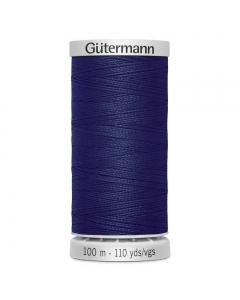 Gutermann Extra Strong Thread (339) Midnight 100m