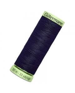 Gutermann Top Stitch Thread (339) 30m Midnight