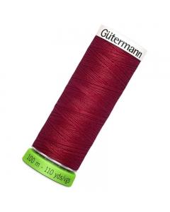 Gutermann rPET Sew All Thread 100m Reds Burgundies (384)
