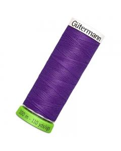 Gutermann rPET Sew All Thread 100m Purples (392)