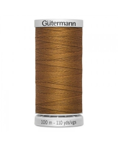Gutermann Extra Strong Thread (448) Toffee 100m