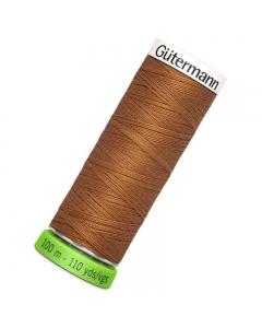 Gutermann rPET Sew All Thread 100m Toffee (448)