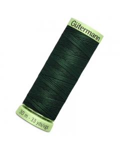 Gutermann Top Stitch Thread (472) 30m Spinach