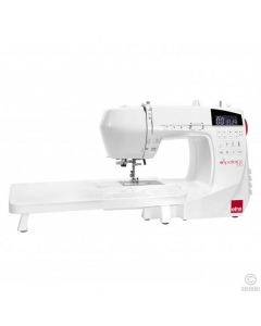 Elna 570EX Sewing Machuine with Extension Table