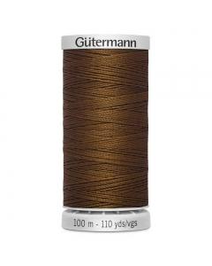 Gutermann Extra Strong Thread (650) Cinnamon 100m