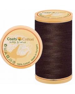 Coats Cotton Thread Dark Brown 8213