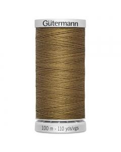 Gutermann Extra Strong Thread (887) Golden Syrup 100m