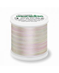 Madeira Multi Rayon Thread 200m - 2101 Baby Blue/ Pink/ Mint