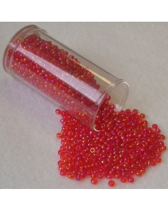 Gutermann Seed Beads Rainbow Raspberry