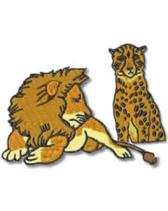 20 Set Animals of the World Machine Embroidery Designs