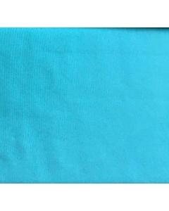 100% Cotton Aqua Fabric