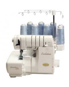 Babylock Evolution BLE8W-2 is an advanced 29 stitch, 8 thread wonder