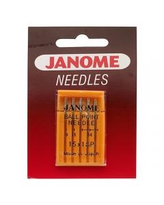 Janome Ball point needles