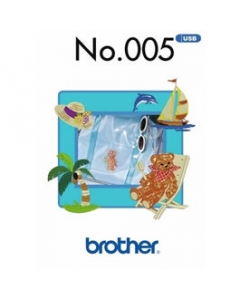 Brother USB Memory Stick Summer Collection