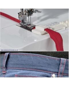 Belt loop maker for CV3440 and CV3550