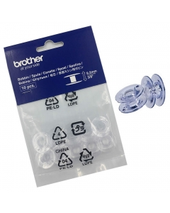 TLB type Brother 9.2 mm deep bobbins