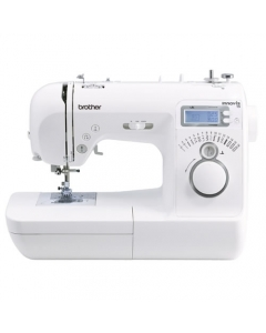 Brother Innovis 15 - Very strong machine with an Alloy body, many electronic features that make sewing quick and fun to use