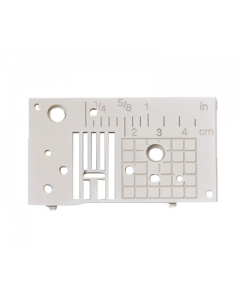 NX 10-55 needle plate