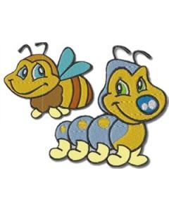 Friendly Bug Machine Embroidery Designs
