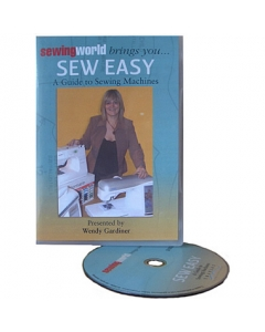 Sew Easy A Guide to Sewing Machines DVD