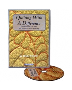 Nikki Tinkler Quilting With a Difference DVD