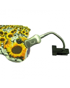 PureLite Clip-on Magnifier with LED Light