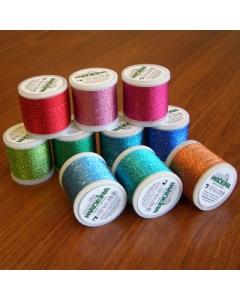 Madeira Professional Vibrant Supertwist Metallic Thread 10 Pack