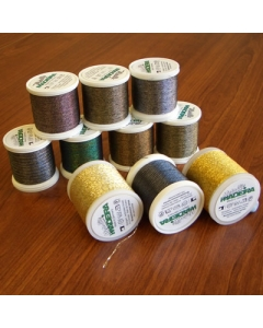 Madeira Professional Soft Twisted Coloured Threads