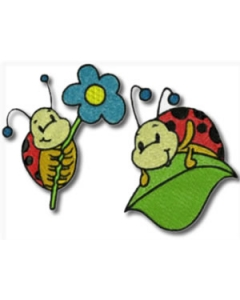 Ladybird Machine Embroidery Designs