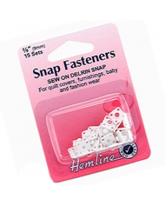 Delrin Snap Fasteners