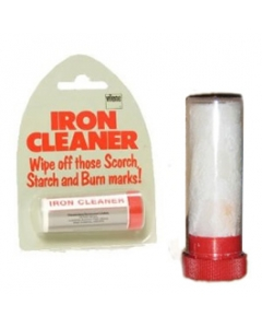 Iron cleaning stick