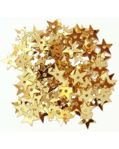 Miniature Sequins 5mm in Gold