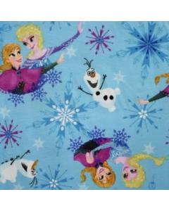 Disney Frozen Fleece Fabric