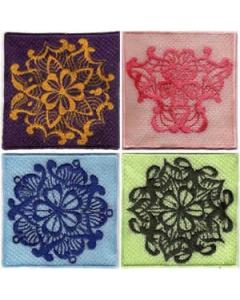10 Set FSL Fantasy Blocks Embroidery Design
