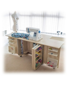 Horn 2012 Gemini XL Sewing  Machine Cabinet