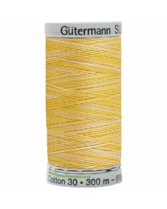 Gutermann Sulky Cotton Thread 300M Yellows Col.4002