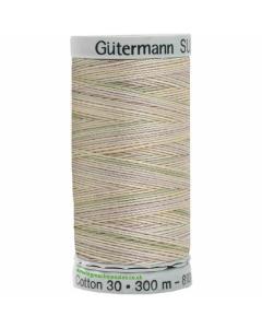 Gutermann Sulky Cotton Thread 300M Beige, Pink, Yellow Col.4023