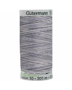 Gutermann Sulky Cotton Thread 300M Mixed Grey Col.4028